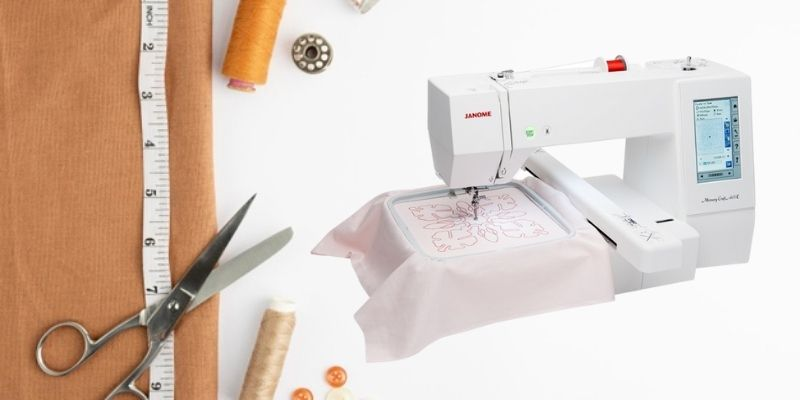 janome memory craft 400e review